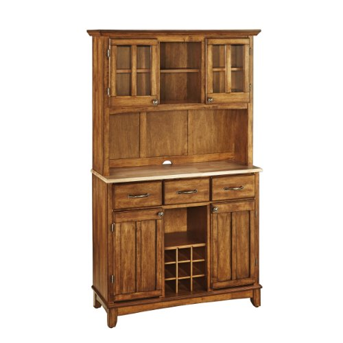 Wood Hutches Sideboards And Buffets ~ Gt sale home styles  buffet of buffets natural