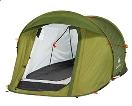 Backpacking Tents - DECATHLON 2 Seconds Pop Up Easy-to-carry Tent Green  sc 1 st  Google Sites & Quechua Pop Up Tent