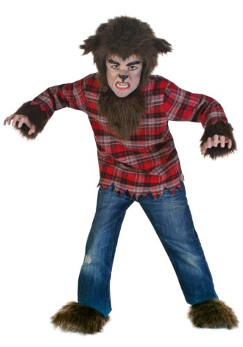 Big Boys' Fierce Werewolf Costume