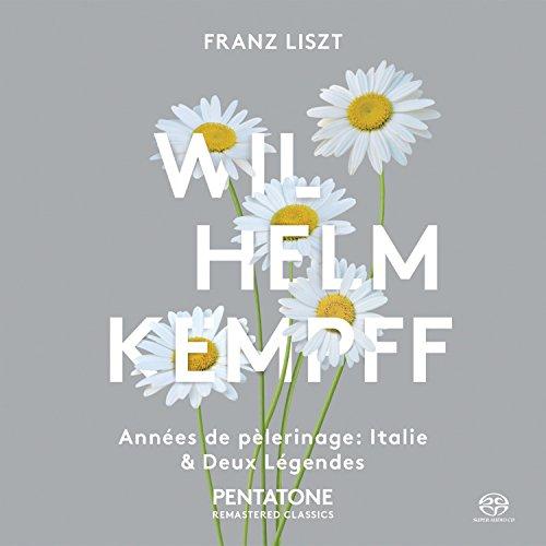 LISZT / KEMPFF,WILHELM