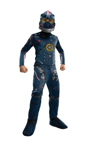 Pacific Rim Gipsy Danger Costume, Large
