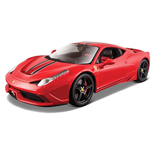 Bburago-15616903R-Ferrari-458-Speciale-rot