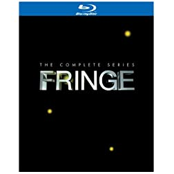Fringe: The Complete Series [Blu-ray]