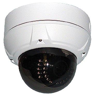 Camera Dome Ir 620 Tvl 2 8-12Mm Vari-Focal Lens