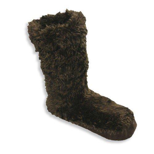 Cheap Capelli – Ladies Slipper Boot, Brown 18893 (B007ME5NOU)