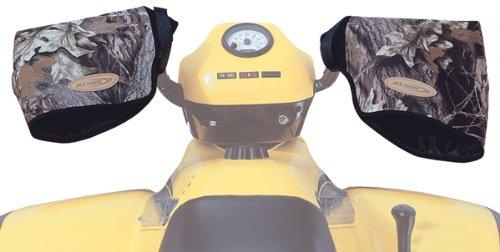 Kwik Tek ATVM-MO, ATV Hand Protector Mitts (Mossy