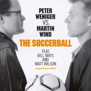 The Soccerball: Peter Weniger Vs. Martin Wind by Peter Weniger Vs. Martin Wind