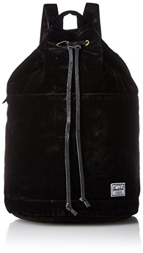 [ハーシェルサプライ] Herschel Supply 公式 Hanson 10214-00877-OS Black Velvet (Black Velvet)