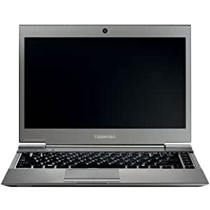 Toshiba Portege Z830-S8302 13-Inch Laptop (1.80 GHz Intel Core i7-2677M Processor, 6 GB RAM, 128 GB SSD, Windows 7 Professional)