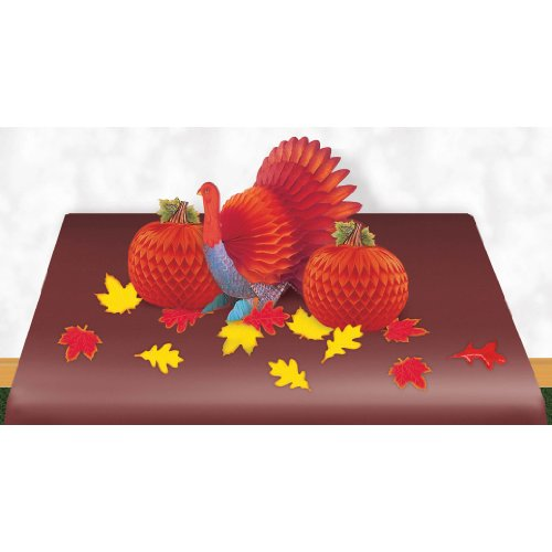 Thanksgiving Table Decorating Kit - 1