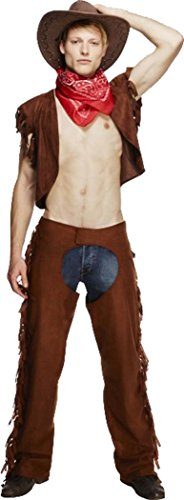 Mens  (Ride Em High Cowboy Costume)