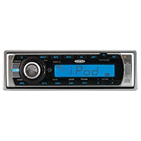 Jensen HD5112 HD Radio/CD/MP3/WMA/USB/SD Card/iPod Receiver with Detachable Faceplate