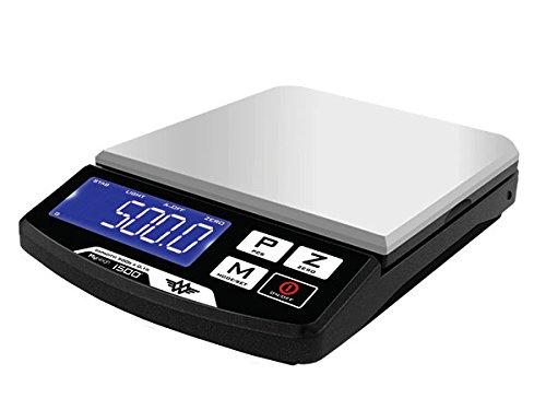 Balance de table polyvalente labo cuisine école - fonction de comptage 500gx0.1g