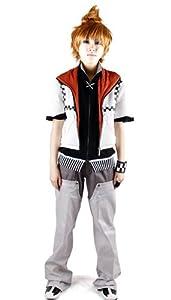 Kingdom Hearts Roxas Cosplay Costume (XL)