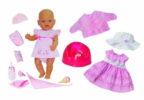 zapf creation baby born magischer f tterspa und schule. Black Bedroom Furniture Sets. Home Design Ideas