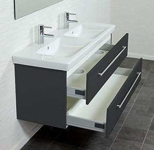 villeroy und boch subway 2 0 130 cm anthrazit seidenglanz k che haushalt. Black Bedroom Furniture Sets. Home Design Ideas