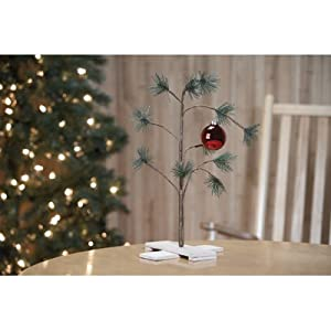 #!Cheap Classic Charlie Brown Christmas Tree