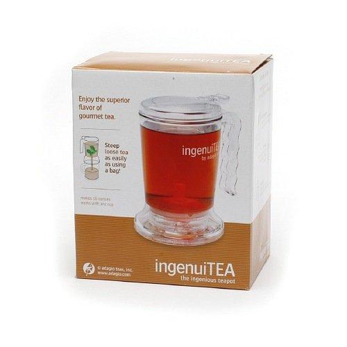 Adagio Teas Ingenuitea, Microwavable 16 Oz(1 Pack) (Microwavable Espresso Maker compare prices)