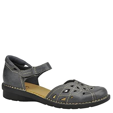 Clarks Womens Nikki Tempo Sandals Navy Style 65015, 7.0W