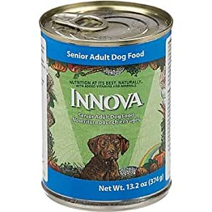 Innova Canned Dog Food Review Rating Recalls