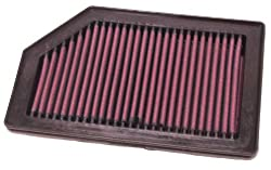 K&N 33-2872 High Performance Replacement Air Filter for Honda City Type