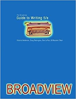writing analytically 5th edition online