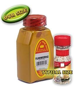 New Size Marshalls Creek Spices Turmeric Powder 8 oz