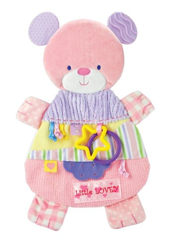Kids Preferred Label Loveys Teether Blanket,