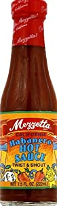 Mezzetta, Sauce Habanero Hot Calif, 7.5 OZ (Pack of 1)
