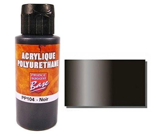 Vallejo Black Primer Acrylic Polyurethane, 60ml