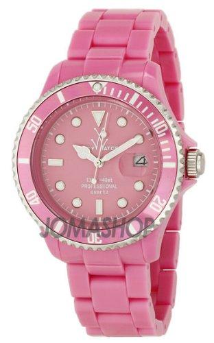 TOY Women's TOY33006-PK Plasteramic Watch