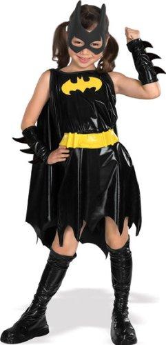 Super DC Heroes Batgirl Child's Costume, Large