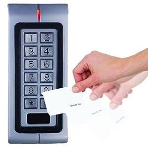 Wasserdichtes Edelstahl RFID 125KHz Unabhängiges Türschloss, Türöffner, Zutrittskontrollsystem, NEU  BaumarktÜberprüfung und weitere Informationen