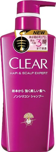 Clear For Ladies Shampoo Pomp 370g
