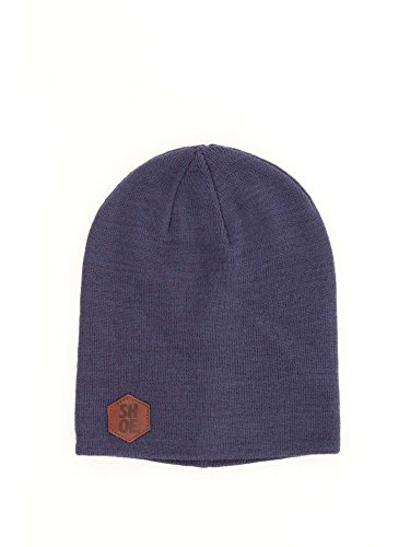 SHOESHINE A5CL04 NAVY CAPPELLO Uomo NAVY UNI