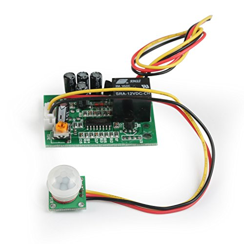 GEREE-DC-12V-High-sensitivity-PIR-Module-with-Relay-control-sensor-module