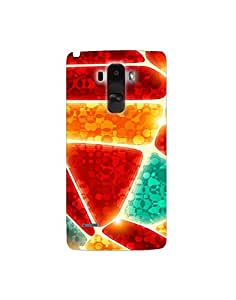 lgg4 stylus ht003 (111) Mobile Case by Mott2 - Colorful Shining Stone