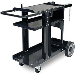 Eastwood MIG TIG Welder Plasma Cutter Welding Cart