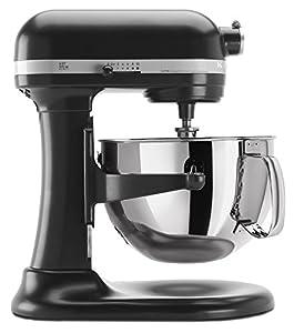 KitchenAid KP26M1XLC 6-Qt. Professional 600 Series - Licorice