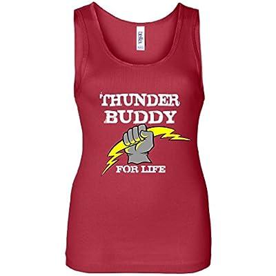 Thunder Buddies For Life Women's Tank Top