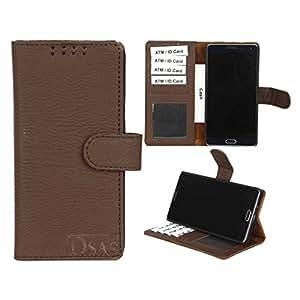 Dsas Flip Cover designed for GIONEE PIONEER P4
