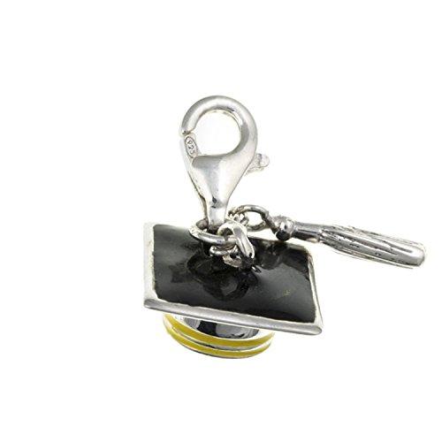 smalto-mortaio-board-teacher-argento-sterling-charm-a-clip-per-bracciali-stile-thomas-sabo