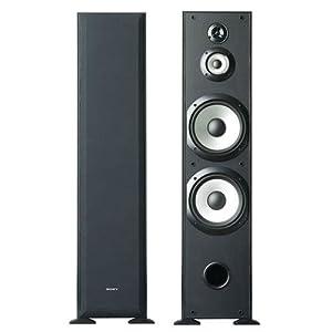 Sony SSF-7000 Floor-Standing 4-way Speaker with 8