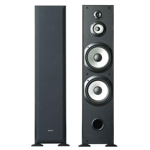 "Read About Sony SSF-7000 Floor-Standing 4-way Speaker with 8"" Woofer (Pair)"