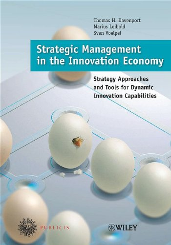 Strategic Management in the Innovation Economy: Strategic...