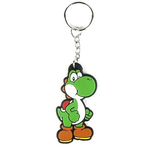 Nintendo - Yoshi Rubber Portachiavi