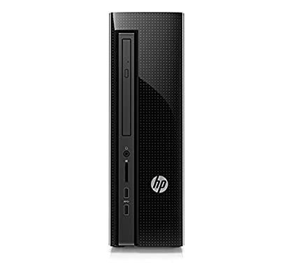 HP Slimline 455-001in (N4R07AA) (Intel Core i3-4170/2 GB/Windows 10) Desktop (With Free HP Headphone)