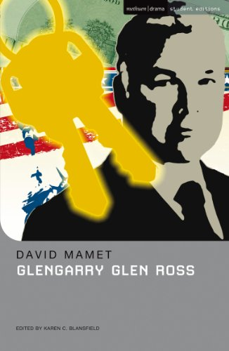 essay on manhood in glengarry glen ross