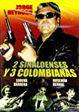 Cover art for  2 Sinaloenses Y 3 Colombianas