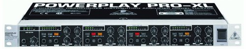 Behringer HA4700 Powerplay Proxl 4 Channel Headphone Amplifier System